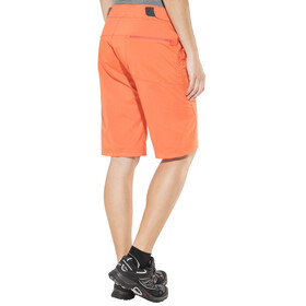 Norrøna /29 Flex1 Shorts Women Orange Alert